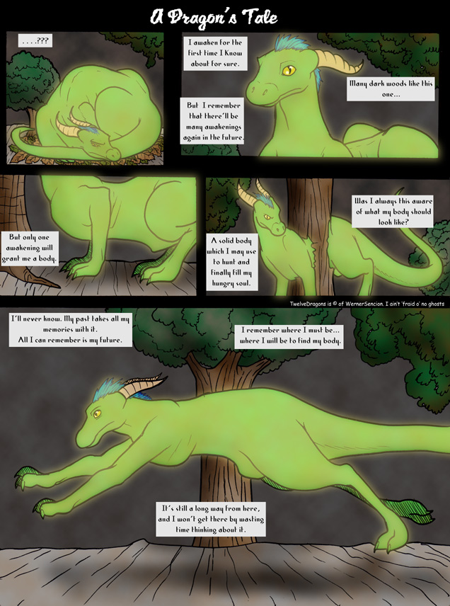 A Dragon's Tale Pt. 2